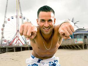 Mike Sorrentino, de 'Jersey shore' (Foto: Divulgação/MTV)