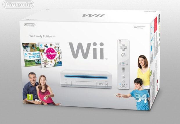 Novo modelo de Wii custará menos, mas Nintendo não divulgou o preço (Foto: Divulgação)