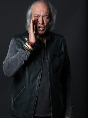 O cantor Erasmo Carlos, 70 anos, lança o disco 'Sexo' (Foto: Divulgação)