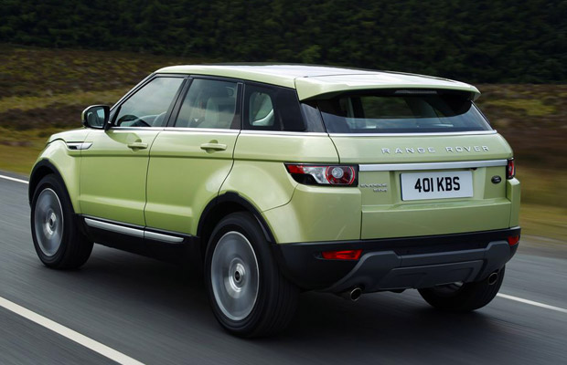 range rover evoque (Foto: Divulga&#231;&#227;o)