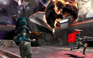 Quake 3 Arena é game de tiro em primeira pessoa lançado em 1999 (Foto: Divulgação)