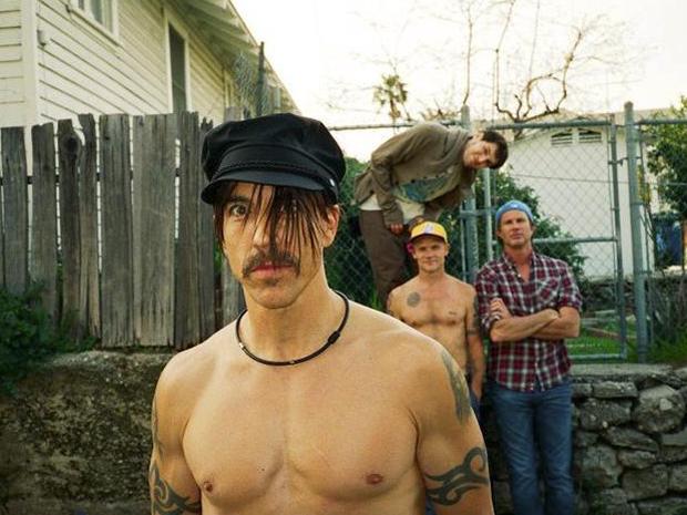 A banda Red Hot Chili Peppers (Foto: Divulgação)