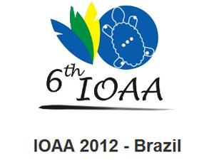 Logotipo da Olimpíada de Astronomia e Astrofísica que será realizada em 2012 no RJ (Foto: Divulgação/UFRJ)