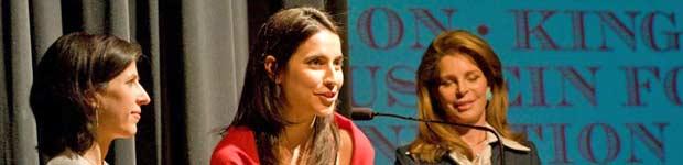 Brasileira filma iniciativas pela paz no Oriente Médio e ganha prêmio em Berlim (Divulgação)