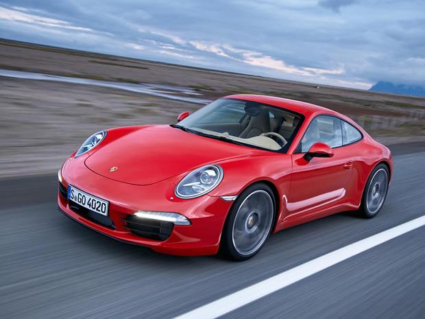 Porsche Carrera sétima geração será apresentada no Salão de Frankfurt (Foto: Divulgação)