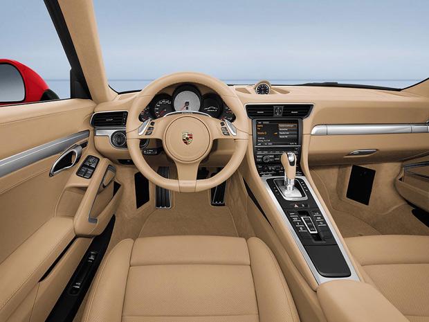 Porsche Carrera será lançado nos Estados Unidos em fevereiro de 2012 (Foto: Divulgação)