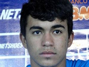 Dudu, jogador do Cruzeiro (Foto: Lucas Catta Prêta/Globoesporte.com)