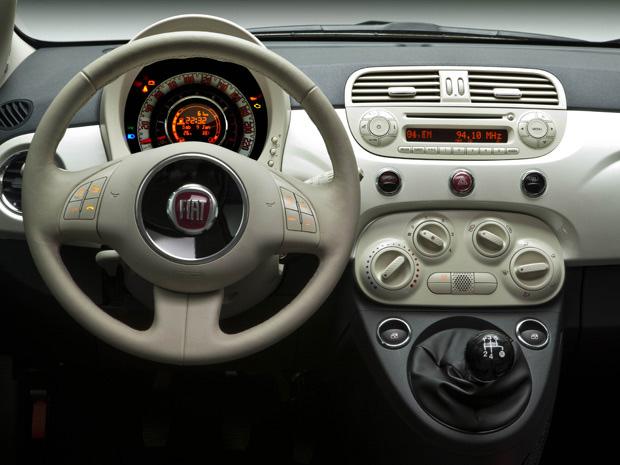 Fiat 500 (Foto: Divulgação)