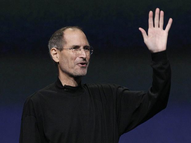 Steve Jobs (Foto: Jeff Chiu/AP)