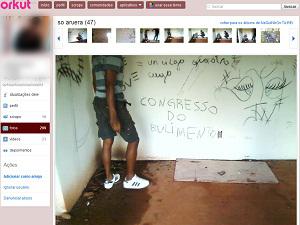 Congresso do bulimento (Foto: Reprodução/Orkut)