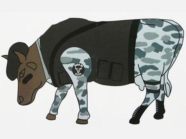Vaca da Elite, de Edberto Dutra (Foto: Divulgação/Toptrends)