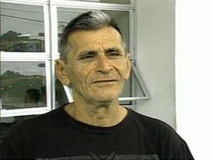 O professor Edvaldo Fernandes descobriu que é soropositivo há 16 anos (Foto: Reprodução/TV Cabo Branco)