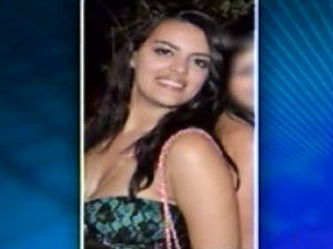 Fernanda Veras, 19 anos,  (Foto: Reprodução/TV Clube)