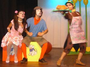 Começou o 13º Festival de Teatro Infantil do Espírito Santo (Foto: Festival de Teatro Infantil / Divulgação)