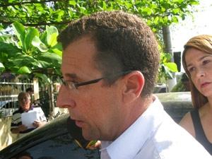Advogado do subsecretário acredita que acidente foi 'uma fatalidade' (Foto: Thamine Leta/G1)