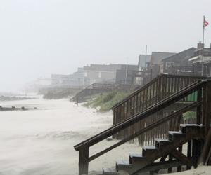 furacão Irene (Foto: AP)