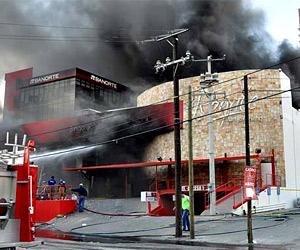 Sobe para 53 o número de mortos em ataque a cassino no México (AP)