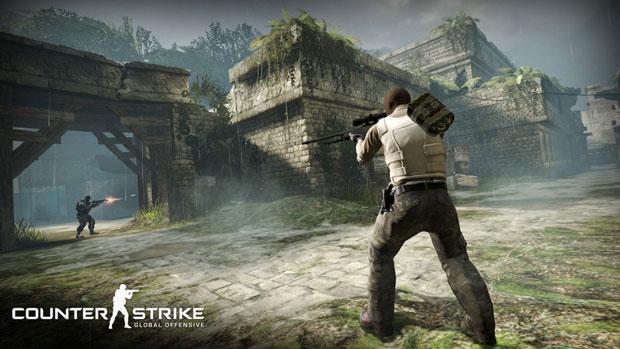 'Counter-Strike: Global Offensive' traz visual renovado  partidas entre jogadores de consoles diferentes (Foto: Divulgação)