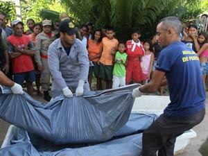 Autopsia dos corpos será realizada em Belém (Foto: Cláudio Pinheiro/O Liberal)