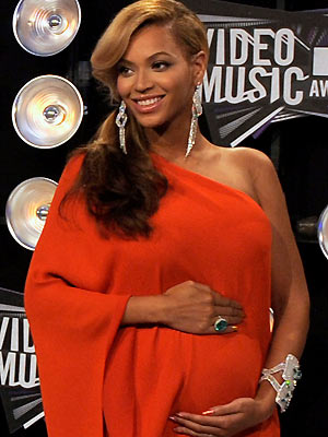 Beyonce Knowles anuncia gravidez (Foto: AP/AP)