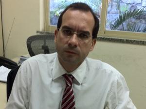 O delegado Tarcísio Jansen instaurou inquérito por homicídio culposo (Foto: Lilian Quaino/G1)