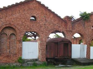 Os antigos galpões da Gamboa vão se tornar espaços culturais (Foto: Divilgação/Cdurp)