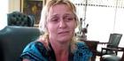 Mãe de rapaz suspeito pede perdão a família (Kleber Tomaz/G1)