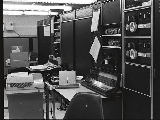 Máquina funcionou como primeiro servidor de e-mail do mundo (Foto: Divulgação/Computer History Museum)