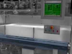 Máquina que torna corpos de mortos em líquidos. (Foto: BBC)