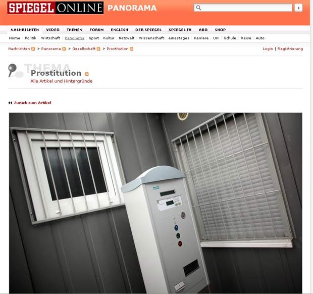 Cidade alemã de Bonn adaptou parquímetros para cobrar o imposto. (Foto: Reprodução/Der Spiegel)
