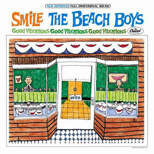Capa do disco 'Smile', dos Beach Boys (Foto: Divulgação)