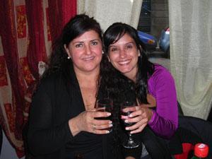 As empresária mineiras Lucimar Toledo e Marciane Moreira, que apostaram em serviços de limpeza na Itália (Foto: Divulgação/Impresa Di Pulizia Soleluna)