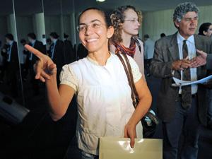 Heloísa Helena (Foto: Roosewelt Pinheiro/ABr)