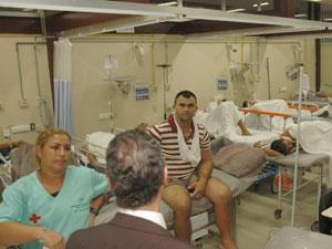 Hospital de Emergência e Trauma (Foto: Divulgação/MPPB)