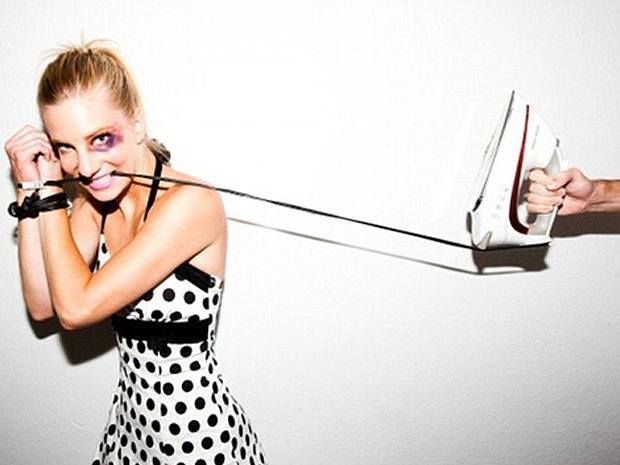 Heather Morris, de 'Glee' (Foto: Divulgação)