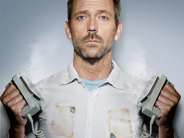 Hugh Laurie como dr. Gregory House (Foto: Divulgação)