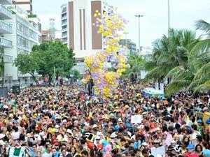 Desfile do Simpatia é Quase Amor em ipanema em 2011 (Foto: Divulgação/Riotur)