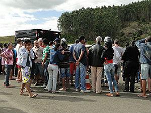 Dupla sertaneja sofre acidente no ES (Foto: Viviane Carneiro/ A Gazeta)