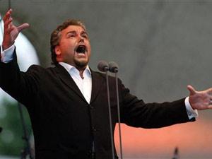 O tenor Salvatore Licitra (Foto: Reuters)