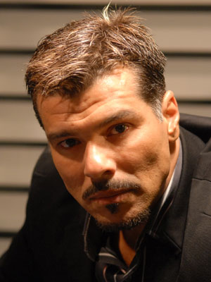 O ator Maurício Mattar (Foto: Márcio de Souza/TV Globo/Divulgação)