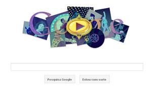 Google faz homenagem para Freddie Mercury (Foto: Reprodução)