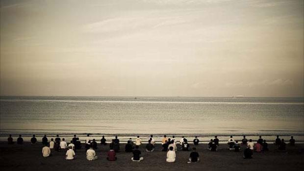 Os que são aceitos em uma Yakuza recebem treinamentos em luta corporal e ioga – sempre em locais secretos. (Foto: © anton kusters/www.antonkusters.com)