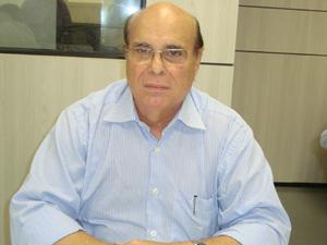 Presidente do CRM-PB (Foto: Inaê Teles/G1)