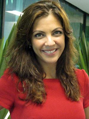 A escritora Thalita Rebouças (Foto: Carla Meneghini/G1)