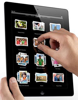 iPad, da Apple, continuará dominando mercado de tablets, segundo analista de banco (Foto: Divulgação)