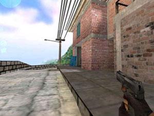 Fase polêmica de 'Counter-Strike' acontece no Rio (Foto: Divulgação)