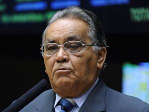 Deputado federal Asdúbal Bentes (PMDB-PA) (Foto: Diógenis Santos/Agência Câmara)