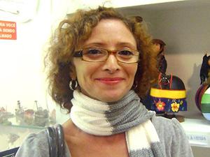 Marcélia Cartaxo é conhecia por atuar nos filmes A Hora da Estrela e Madame Satã (Foto: Karoline Zilah/G1)