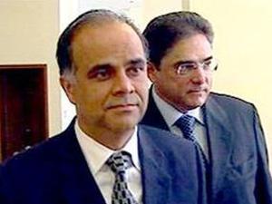 Marcos Valério em imagem de 2008 (Foto: Reprodução / TV Globo)