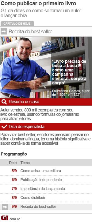 Laurentino Gomes (Foto: Divulgação)